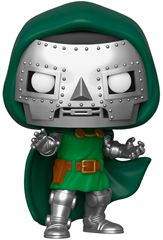 Funko POP Marvel - Doctor Doom