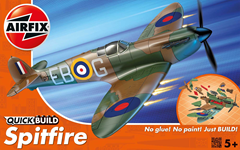 Quickbuild Supermarine Spitfire