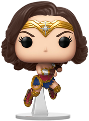 Funko POP Marvel - Wonder Woman Flying