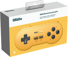 8Bitdo SN30 GP Yellow Ed. Gamepad