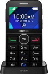Alcatel 2008G Black