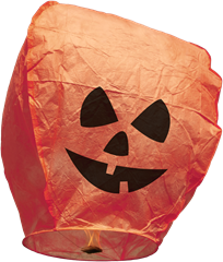 Sky Lantern Halloween Edition