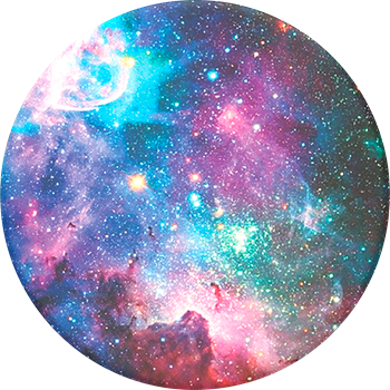 PopSockets PopGrip Blue Nebula