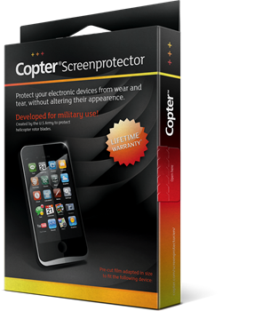 Copter Screenprotector Iphone 12 Mini