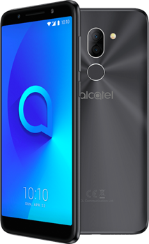 Alcatel 3X 5058I Black