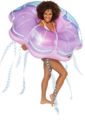 Pool Float Giant Jelly Fish