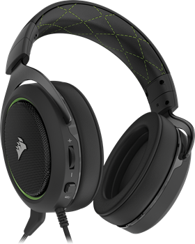 Corsair Gaming HS50 Green
