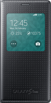 Samsung S-View Cover Galaxy S5 Mini Black