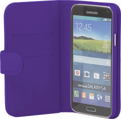 iZound Wallet Case Samsung Galaxy S5 Purple