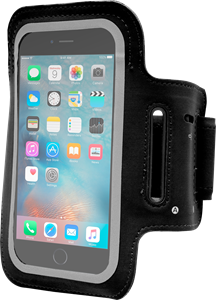 iZound Slim Armband iPhone 6/6S/7/8/SE Black