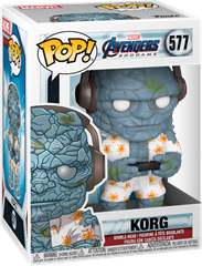 Funko POP Marvel - Endgame Gamer Korg