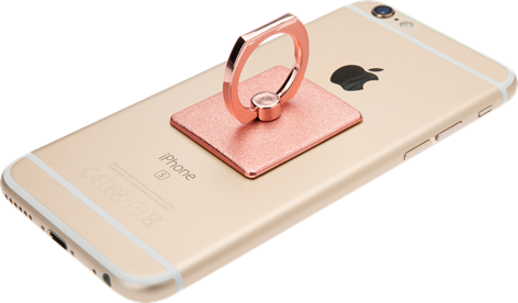iZound Phone Ring Holder Rose Gold
