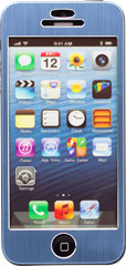 iZound Alu-Suite iPhone 5/5S Blue