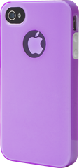iZound Glossy-Case iPhone 4/4S Purple