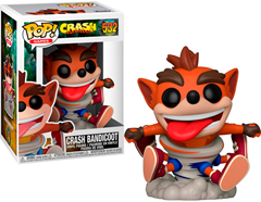 Funko POP Crash Bandicoot - Crash