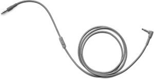 Urbanears Audio/Mic Cable Dark Grey