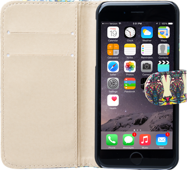 iZound Lion Wallet iPhone 6/6S Plus