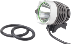 Edison Labs Bike and Headlight 1200lm
