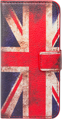 iZound Flag Wallet UK iPhone 5/5S