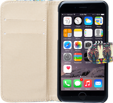 iZound Lion Wallet iPhone 6/6S