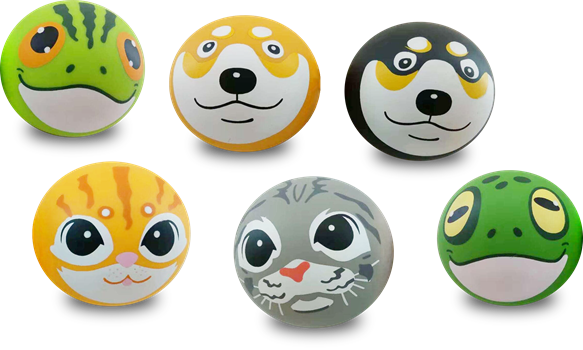 Squeeze Animal Ball Assorted Styles