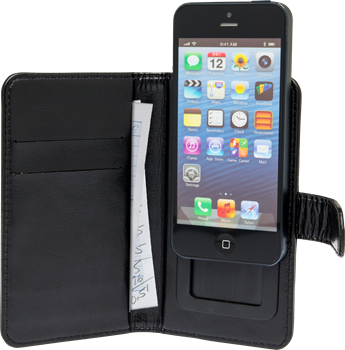iZound Wallet Case Universal Large Black