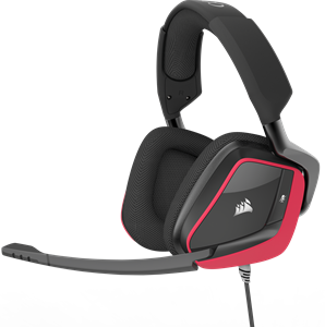Corsair Gaming VOID PRO Surround Red