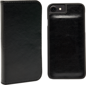 iZound Magnetic Wallet iPhone 7/8/SE Black