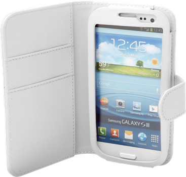 iZound Wallet Case Samsung Galaxy S III White