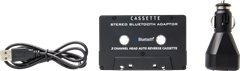 Cassette Stereo Bluetooth Adapter