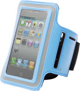 iZound iPhone Armband Blue