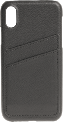 iZound Leather Card Case iPhone X/XS Black
