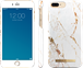iDeal of Sweden Fashion Case iPhone 6/6S/7/8 Plus Carrara Gold