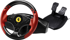 Thrustmaster Ferrari Racing Wheel Red Legend (PS3/PC)
