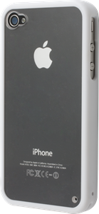 iZound Clearback iPhone 4/4S White