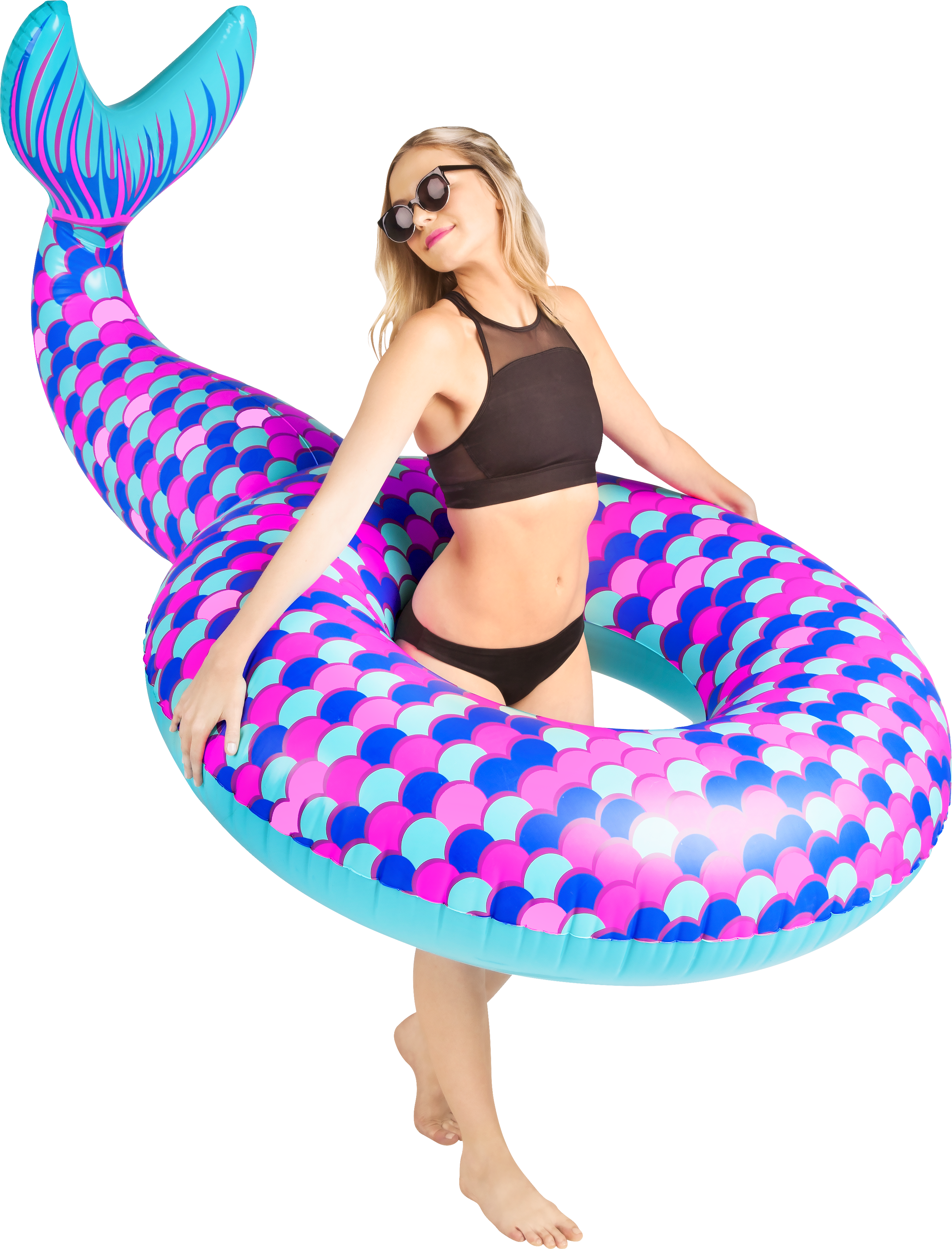 Pool Float Giant Mermaid
