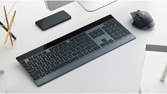 Rapoo 9900M Wireless Keyboard & Mouse Kit