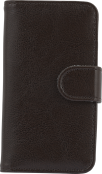 iZound Wallet Case iPhone 5/5S Dark Brown