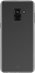 Xqisit Flex Case Samsung Galaxy A8 (2018) Clear