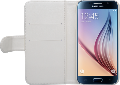 iZound Wallet Case Samsung Galaxy S6 White