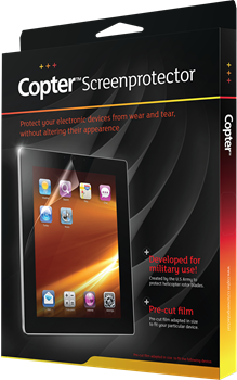 Copter Screenprotector Sony Xperia Z4 Tablet