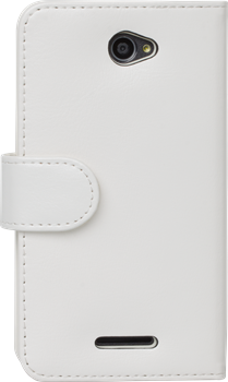 iZound Wallet Case Sony Xperia E4 White