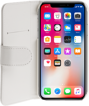 iZound Wallet Case iPhone X/XS White