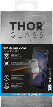 Thor Curved Glass Screen Protector Samsung Galaxy J6 (2018)