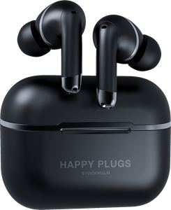 Happy Plugs Air 1 ANC Black