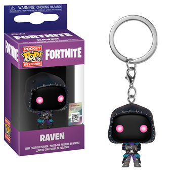 Funko POP Keychain Fortnite - Raven