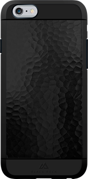 Black Rock Material Case Hammered iPhone 6/6S Black