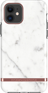 Richmond & Finch White Marble iPhone XR/11