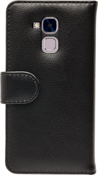iZound Leather Wallet Case Huawei Honor 7 Lite Black