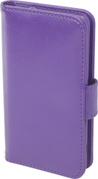 iZound Wallet Case Sony Xperia Z1 Compact Purple